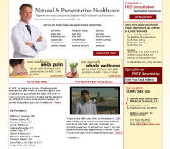 Alternative Integrated Medical Services, LLC - Healthcare Website Design