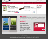 Appleback website development