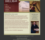 law-office-david-miller-njrealty-website-design