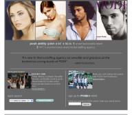 POSH Ability - Entertainment Website Design