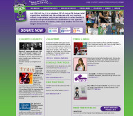 Rock CAN Roll - Non-Profit Website Design