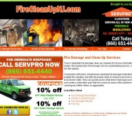 servpro fire cleanup