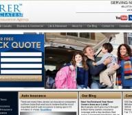sharer-insurance-website-design