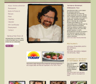 Terrance Brennan - Food Website Design
